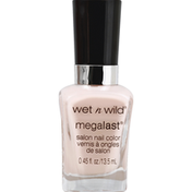 wet n wild Nail Color, Salon, Sugar Coat 205B