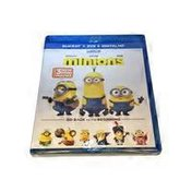 Universal Studios Minions Blu-ray & DVD