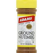 Adams Nutmeg, Ground