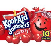 Kool-Aid Jammers Cherry Flavored Drink