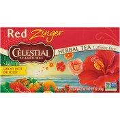Celestial Seasonings Red Zinger Caffeine Free Herbal Tea Bags