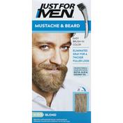 Just For Men Mustache & Beard, Blond M-10/15