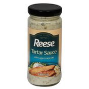 Reese's Tartar Sauce, with Capers and Dill
