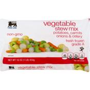 Food Lion Vegetable Stew Mix, Non-GMO, Bag