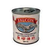 Falcon Sweetened Condensed Milk