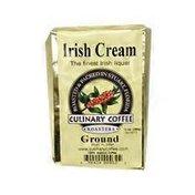 Custom Culinary Irish Creme Coffee