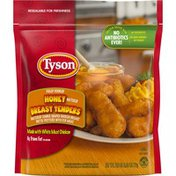 Tyson Fully Cooked Honey Battered Frozen Chicken Breast Tenders
