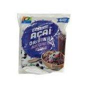 O Organics Organic Acai Fruit Puree With Guarana