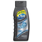 Dial for Men Body Wash, Infinite Fresh