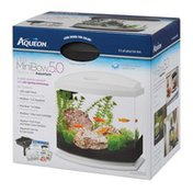 Aqueon Minibow LED Desktop Aquarium Kit