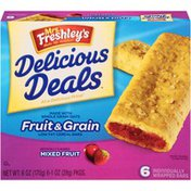 Mrs. Freshley's Fruit & Pastry Mixed Fruit Cereal Mrs. Freshley's Fruit & Grain Mixed Fruit Cearal Bars