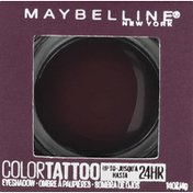Maybelline Eye Shadow, Cream, Waterproof, Knockout 50