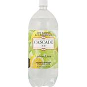 Cascade Ice Sparkling Water, Lemon Lime