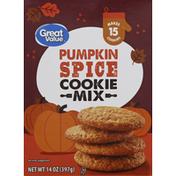 Great Value Cookie Mix, Pumpkin Spice