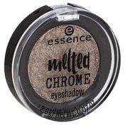 Essence Eyeshadow, Melted Chrome, Ironic 02