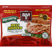 Bar-S Deli Shaved Oven Roasted Turkey Breast