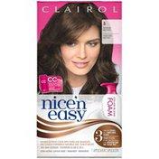 Clairol Color Blend Foam Clairol Nice 'n Easy Foam 5 Medium Brown 1Kit  Female Hair Color
