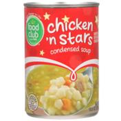 Food Club Chicken 'N Stars Condensed Soup