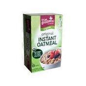 True Goodness Organic Original Instant Oatmeal