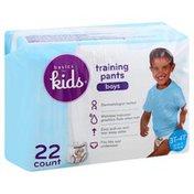 Basics For Kids Training Pants, 3T-4T (32-40 lb), Boys