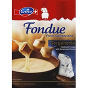 Emmi Fondue, Gorgonzola