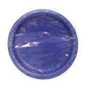 First Street Fs/Artstyle True Blue Paper Plate 6.75 In