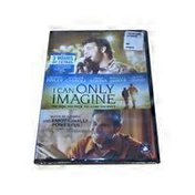 Lions Gate I Can Only Imagine DVD