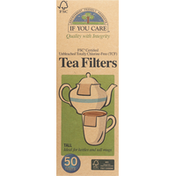 If You Care Tea Filters, Tall