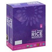 Lotus Foods Rice Noodles, Pad Thai, Forbidden