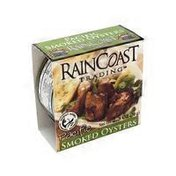Rain Coast Trading Pacific Smoked Oysters