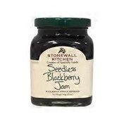 Stonewall Kitchen Classic Fruit Spread Jam, Seedless Blackberry