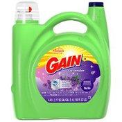 Gain with FreshLock HE Lavender Liquid Detergent
