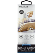 Bytech Ring Grip, with Hook Mount, Universal