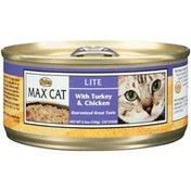 Nutro MAX CAT Lite with Turkey & Chicken Cat Food