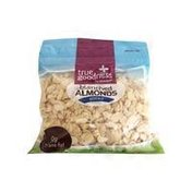 Meijer True Goodness sliced blanched ALMONDS