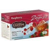 Celestial Seasonings Herbal Tea, Naturally Sweetened, Raspberry