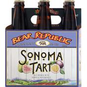 Bear Republic Brewing Beer, Sonoma Tart