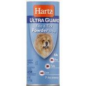 Hartz Flea & Tick Powder, for Dogs