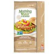 Morning Star Farms Veggie Burgers White Bean Chili