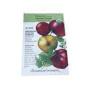 Botanical Interests Organic Cherokee Purple Pole Tomato Seeds