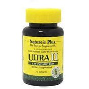 Nature's Plus Ultra II Sustained Release Multi Nutrient with Whole Foods Dietary Supplement