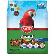 Kaytee Large Parrot Optiimal Nutrition Diet Exact Rainbow