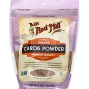 Bob's Red Mill Carob Powder, Toasted