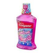 Colgate Kids Anticavity Fluoride Rinse Bubble Gum Swirl