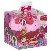 Cupcake Surprise Toy, Scented, 3+