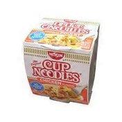 Nissin Chicken Flavor Instant Noodle Cup
