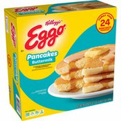Eggo Frozen Pancakes, Frozen Breakfast, Buttermilk