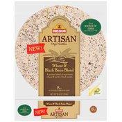 Mission Artisan Style Wheat & Black Bean Blend Tortillas