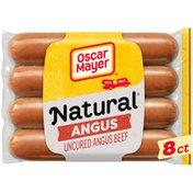 Oscar Mayer Smoked Angus Beef Franks