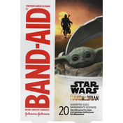 Band-Aid Adhesive Bandages, Star Wars, Assorted Sizes